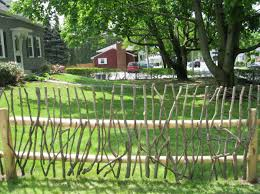 garden fence designs pictures. rustic fence designs ideas and wooden garden design pictures