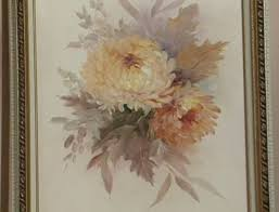 the beauty of oil painting series 1 episode 7 chrysanthemums you
