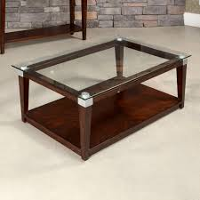 Coffee Table Set Of 3 Hammary Solitaire 3 Piece Rectangular Coffee Table Set In Dark