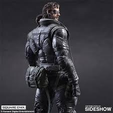 venom snake sneaking suit ver prototype shown