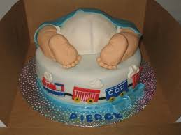 Baby Bump cake Custom Cakes Virginia Beach Specializing in