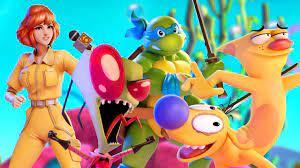Nickelodeon All-Star Brawl - 4 New ...
