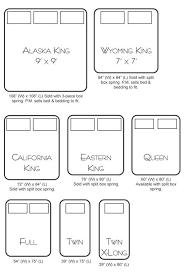 Bed Linen, King Size Sheet Measurements Flat Sheet Dimensions Alaska  California Queen Type: marvellous