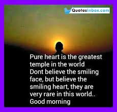 Good Morning World Memorable Quotes