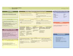 Business Plan Excel Template Download Or Open Document Spreadsheet