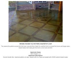 Exterior Concrete Stain And Sealer how to re seal a stained