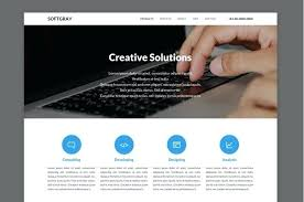 Simple Website Templates Impressive Best Simple Website Templates Tangledbeard