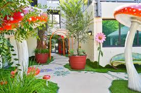 Small Picture Sydney Childrens Hospital Fairy Garden Balcony Landscape