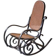 antique thonet chairs for sale. antique thonet model #10 bentwood rocking chair; salvatore leone, circa 1890s 1 chairs for sale n