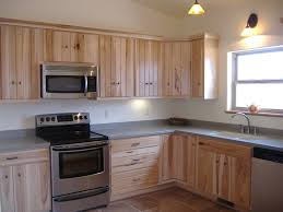 Pine Kitchen Cabinets For Cool Hickory Kitchen Cabinets 2planakitchen