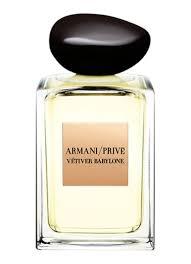 Giorgio Armani Beauty Armani Privé Vétiver Babylone Eau De Toilette De Bijenkorf