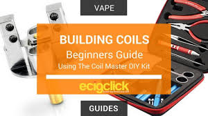 24 Gauge Kanthal Build Chart Beginners Guide How To Build Vape Coils With The Coil
