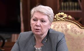 Васильева о диссертации Мединского это не плагиат а свое видение  Министр образования и науки Ольга Васильева