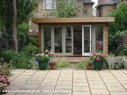 judith s garden office garden office shed from my garden in streatham hill readersheds