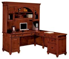 l shaped desk with hutch. Fine Hutch Larger Photo Email A Friend In L Shaped Desk With Hutch O