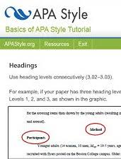 Apa Style Reseach Paper Apa College Papers Best Online Essay Writing Service
