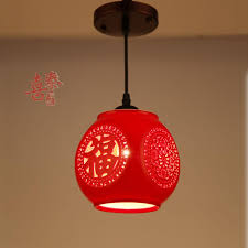 get ations chinese red lanterns balcony entrance hallway chandelier foyer home garden walkway floating window chinese small chandelier