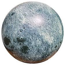 Academia Maps Giant Inflatable Moon Globe - 7 ... - Amazon.com