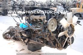 USED ENGINE NISSAN TD42 NON TURBO   Shine Motors