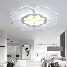 lighting for girls room. OOVOV LED Flowers Girls Room Ceiling Lamps Living Bedroom Kids Light Fixtures Ultra Lighting For R