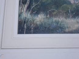 "Kaye Childs Roberts ""Towards Merrijig N.E. Victoria"" Oil on Board ..."