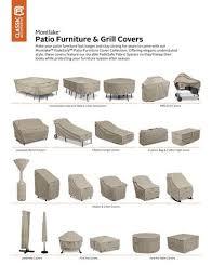 classic accessories montlake fadesafe adirondack patio chair cover heavy duty outdoor furniture cover
