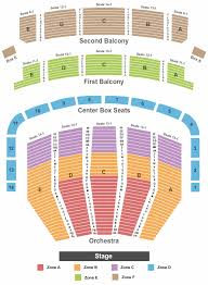 Portland Memorial Coliseum Detailed Seating Chart Keller Auditorium Seating Chart Keller Auditorium