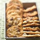 almond chocolate chippers  favorite chocolate chip cookies