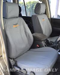 dual cab tuffseat canvas seat covers