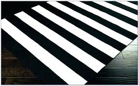 black and white striped area rug black white chevron area rug project rugs large size of