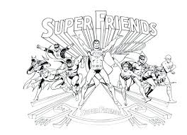 Justice League Coloring Pages Justice League Coloring Book Also