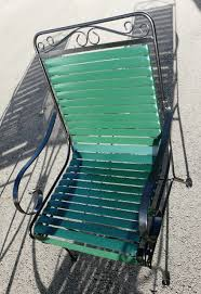 green wrought iron patio furniture. wrought iron vinyl strap chairs with wi mesh top table green patio furniture t