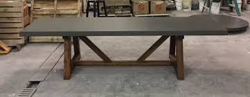 concrete and wood furniture. 120\ Concrete And Wood Furniture