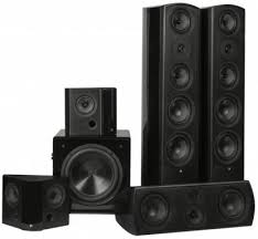 home theater sound system. Interesting Sound Aperion Verus II Grand Tower Surround 10D On Home Theater Sound System