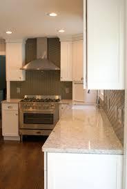 Quartz Vs Granite Countertops For Kitchens Furniture White Kitchen Cabinet And Kitchen Island With White