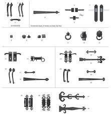 clopay garage door partsClopay Decorative Hardware