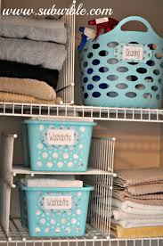 linen closet organization 13