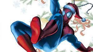 Marvel Wallpaper Christmas