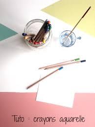 Tuto Crayon Aquarellable En Scrapbooking Noe Papercraft Crayon De Couleur Aquarellable Carrefour L