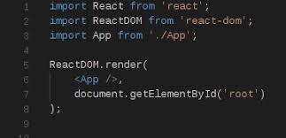 ReactJS — Component's basics – codeburst