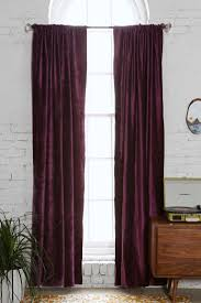 Magical Thinking Velvet Curtain. Purple CurtainsVelvet.