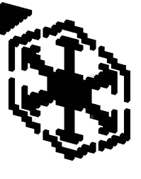 Starwars Sith logo cursor Cursor