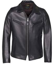 schott nyc mens 165 james retro cowhide jacket