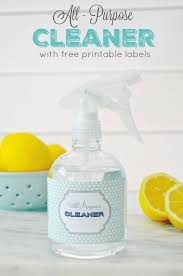 diy all purpose cleaner for cleaning kitchens and bathrooms homemade and all natural with