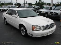 2000 Cadillac DeVille Sedan in Cotillion White - 238556 | Jax ...
