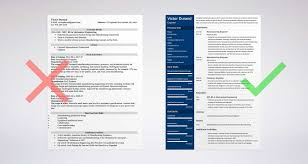 Choosing a good format for a cv is a matter of highlighting your best professional strengths as well as following the rules of the simple curriculum vitae format. Engineering Resume Templates Examples Essential Skills
