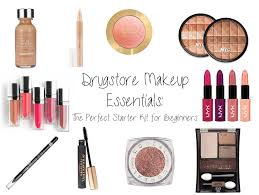 essentials makeup starter kit the more i became obsessed with makeup high end s 39 ve