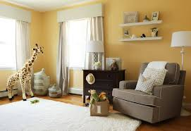 Yellow Gold Paint Color Living Room 28 Neutral Baby Nursery Ideas Themes Designs Pictures