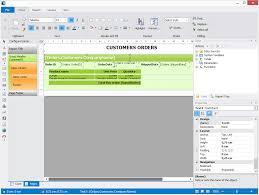 Fastreport Online Designer Visual Report Designer Fastreport Net Reporting Tool For
