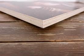 birch block corner detail